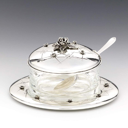Chentaroza Honey & Sugar Dish