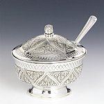 Hazorfim Honey & Sugar Dish