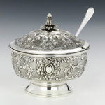 Cooperstein Honey & Sugar Dish