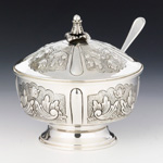 Lombardini Honey & Sugar Dish