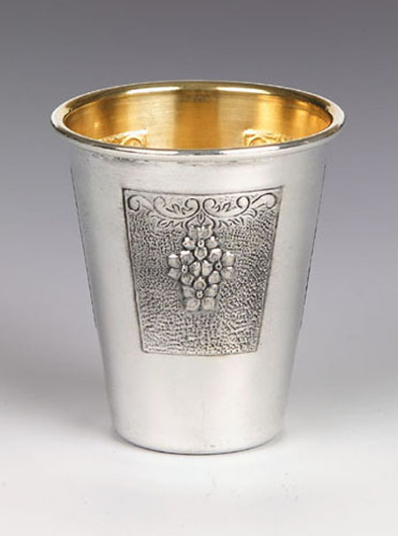 Italian Sterling Silver Liqueur Cup