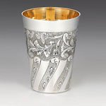 Variente Sterling Silver Kiddush Cup
