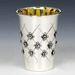 Chenterosa Sterling Silver Kiddush Cup