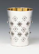 Chentoroza Sterling Silver Kiddush Cup