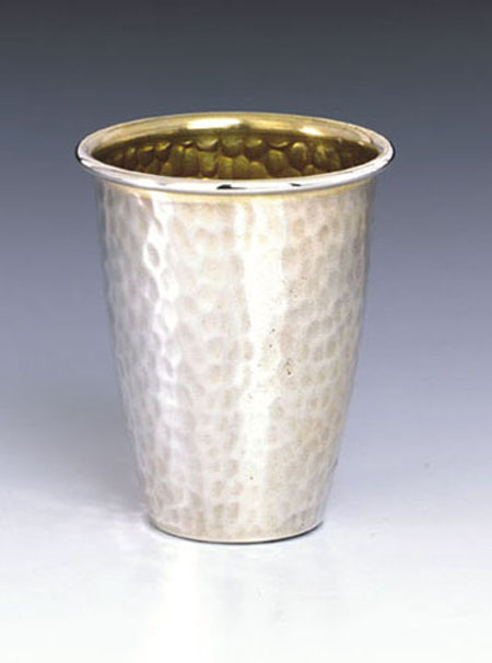 Hummering Sterling Silver Liqueur Cup