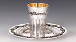 Picolo Sterling Silver Kiddush Cup Set