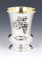 Grapes Kiddush Cup