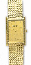 Euro Geneve 14K Yellow Gold Mens Watch