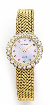 14k yellow gold geneve the