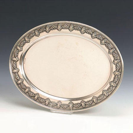 King Mirror Tray