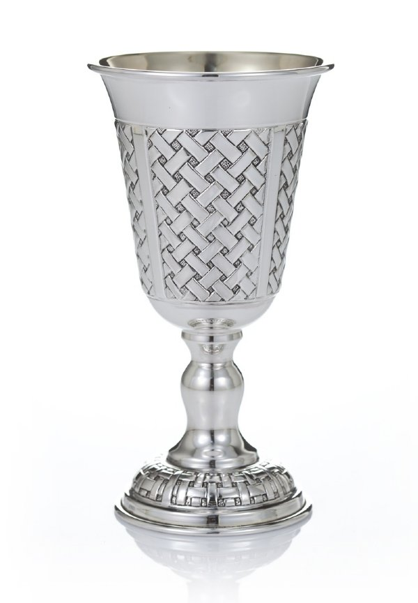 Braided David Goblet