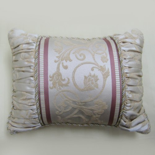 Matching Accordion Throw Pillow