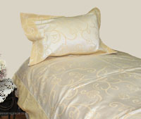 Fantasy Brocade Linen Set - Tapestry 600-Thread Count