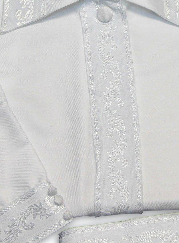 Kittel Noy Vehadar - 100% Cotton Non-Iron Kittel - The Chassan\'s Place